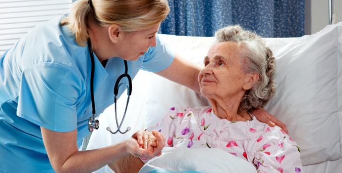 правильный уход за лежачим пенсионером