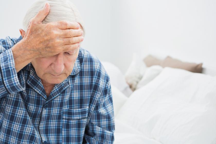 температура у старика