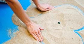 терапия песком
