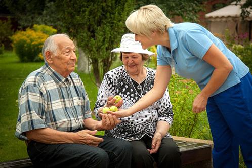 услуги дома для престарелых