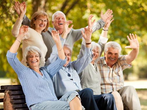 жизнь пожилых