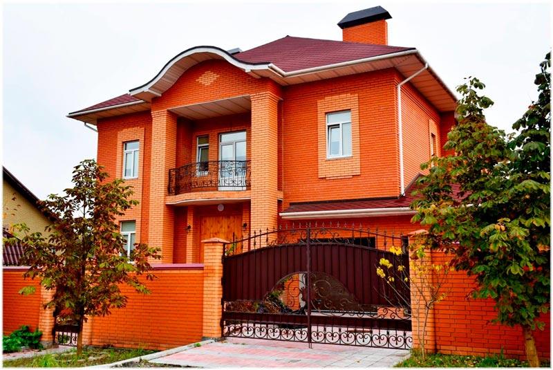 дом в Зернограде