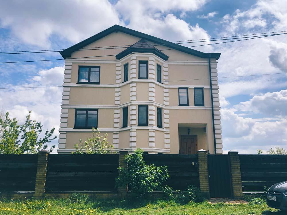 дом в Зверево